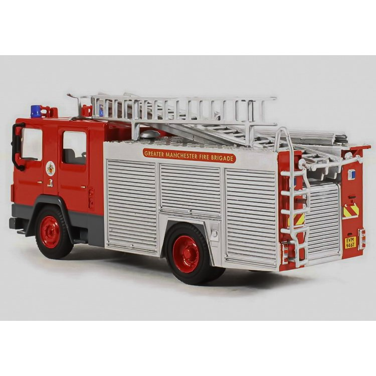 76DN003 Greater Manchester Fire Brigade Dennis RS Fire Engine 1:76 Scale