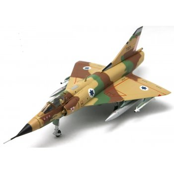 Falcon Models 1:72 FA725008 Mirage IIICJ Shahak 33 of Eitan Ben-Eliyahu, No.101 Sqn., Israeli Air force, Hatzor Air Base, 8 July 1969