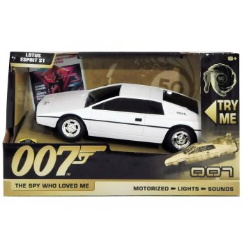 Toy State 62013 James Bond 007 - The Spy Who Loved Me - Lotus Esprit - Motorised with Light & Sound - 50th Anniversary of James Bond