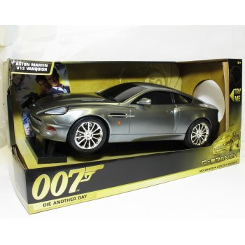 Toy State 62031 James Bond 007 - Die Another Day - Aston Martin Vanquish Q-Branch - Motorised with Light & Sound - 50th Anniversary of James Bond