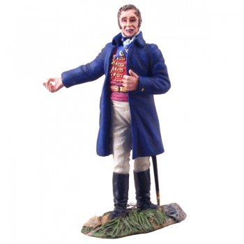 Britains Figures 36051 - Napolenic / British Lt. General Lord Hill Waterloo 1815