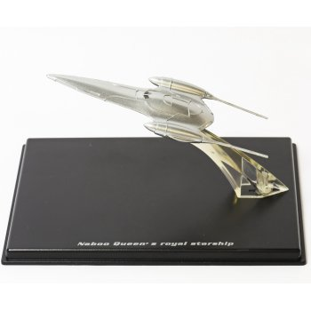 DeAgostini SW36 Star Wars Starships & Vehicles Collection - Naboo Queens Royal Starship