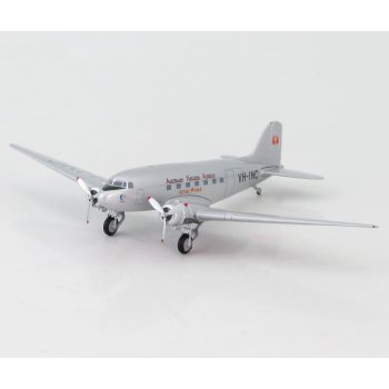 Hobby Master 1/200 HL1306 Douglas C-47 Dakota VH-INC, Australian National Airways, 1950s-1960s ** BOX WORN **