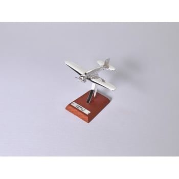 Atlas Editions 1:200 HB17 Silver Plated Aircraft - Lockheed L-9 Orion - 1931