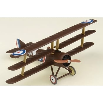 Wings of the Great War 1/72 WW11501 Sopwith Triplane O.C.Leboutillier 9 RNAS 1918 (Resin)