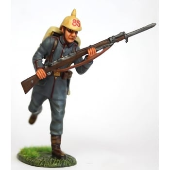 Empire Miniatures 1:32 W1-1424 WW1 German 84th - 85th Infantry Advancing at Port Arms