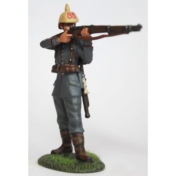 Empire Miniatures 1:32 W1-1425 WW1 German 84th - 85th Infantry Standing Firing No.1
