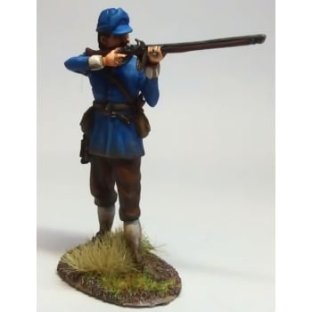 Empire Miniatures 1:32 CW-1452 English Civil War Musketeer Lord Byron's Regiment No 1