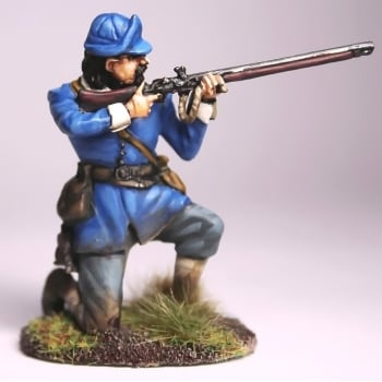 Empire Miniatures 1:32 CW-1453 English Civil War Musketeer Lord Byron's Regiment No 2
