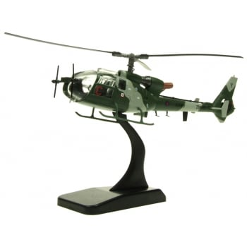 Aviation72 AV7224004 1/72 Westland Gazelle AH.1 ZB692 British Army Middle Wallop 2010