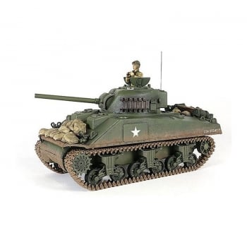 Forces of Valor 1:24 372014 US Sherman M4A3 Infrared IR R/C Radio Control Tank