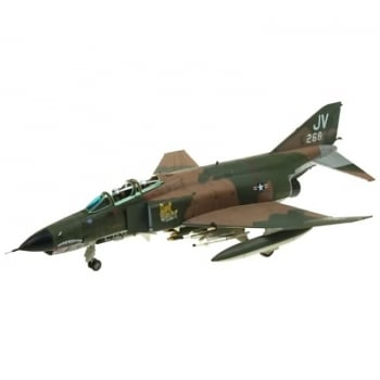 Air Commander 1:72 AC1008 McDonnell Douglas F-4E Phantom II USAF 388th TFW, 35th TFS, #76-0268 Paper Tiger, Korat RTAFB, Thailand, 1972 ** DENTED BOX **
