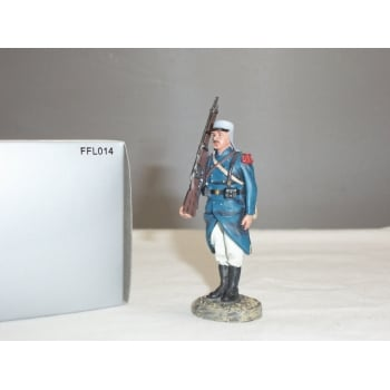 Thomas Gunn FFL014 French Foreign Legion Parade Soldier Figure With Light Stubble