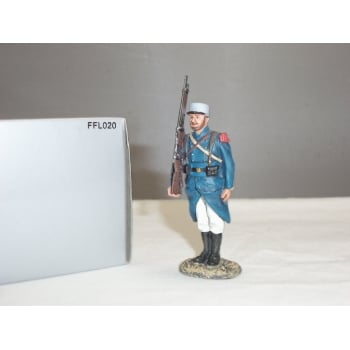 Thomas Gunn FFL020 French Foreign Legion Bearded Parade Soldier