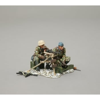 Thomas Gunn FJ020E German WW2 Fallschirmjager Heavy Machine Gun Anniversary Set Winter