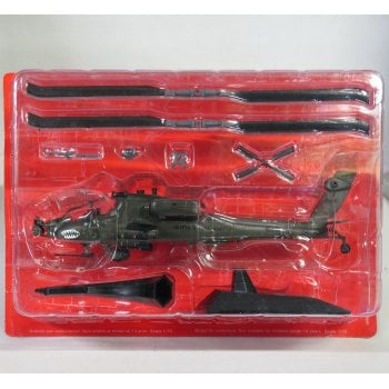 Altaya 1/72 AYH01 McDonnell Douglas AH-64A Attack Helicopter - US Army