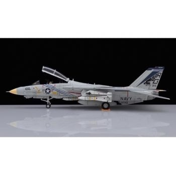 Calibre Wings 1:72 CBW721405 Grumman F-14A Tomcat, US Navy, VF-143 - Pukin dogs