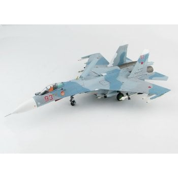 Hobby Master HA6006 1:72 Su-27 Flanker B Red 93, Russian Navy Baltic Fleet, June 2017