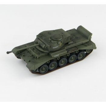 """Hobby Master 1:72 HG5207 British A34 Comet """"Iron Duke IV"""" T335104, HQ, 1st RTR, 7th Armoured Division, Germany 1945"""