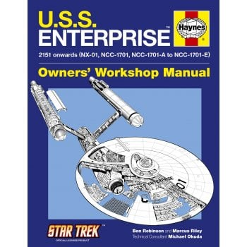 Haynes Manuals USS Enterprise Owners Workshop Manual