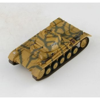 Hobby Master 1:72 HG4608 German Panzer II Ausf. F 6th Pz. Div., Zitadelle 1943