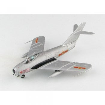 Hobby Master 1:72 HA5906 J-5 (Mig-17) Jet Fighter Red 0101, China Air Force (PLAAF), 1956