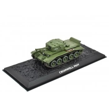 Atlas 1:72 4660112  Cromwell Mk IV British Army 1st Polish Armoured Div, Normandy, France, 1944