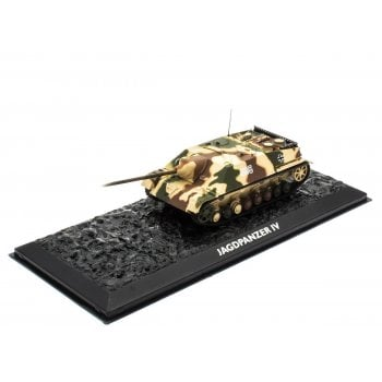 Atlas 1:72 4660125  Jagdpanzer IV (Sd.Kfz. 162/1) German Army