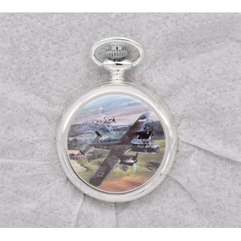 Atlas Editions 4680107 Aces of the Air Pocket Watches - Height of the Battle - Dornier 17Z Kent, September 1940