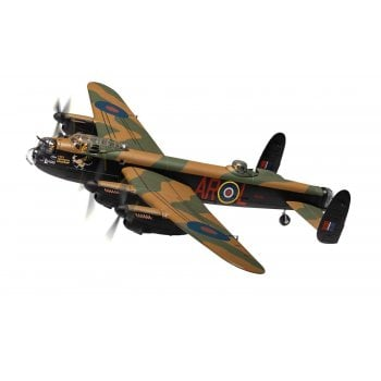 Corgi 1:72 AA32626 Avro Lancaster B.1 PA1 Avro Lancaster B.1 PA474, operated by The Battle of Britain Memorial Flight, the only airworthy Lancaster in Europe