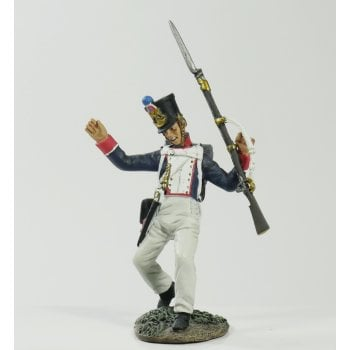 Britains 36088 - Napoleonic French Line Infantry Fusilier Wounded No.1