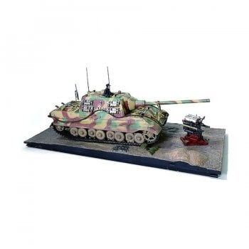 Forces of Valor 1:32 801065A German Sd.Kfz.186 Panzerjager Tiger Ausf. B heavy tank (Porsche suspension type)