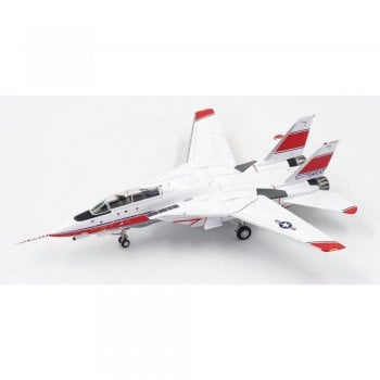 Calibre Wings 1:72 CBW721411 F-14D Super Tomcat 50th Anniversary Edition (The model will include new Pilots and extra Missiles.)