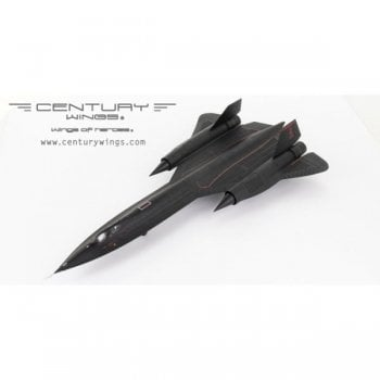 Century Wings 1:72 001634 SR-71A Blackbird 61-7971 USAF 9th RW DET-2 Edwards AFB CA 1997