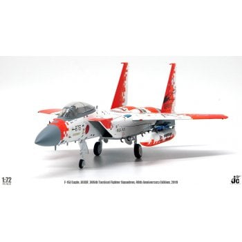 JC Wings 1:72 JCW72F15012 JC Wings F-15J Eagle JASDF, 305th Tactical Fighter Squadron, 40th Anniversary, 2019