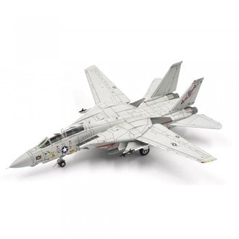 Calibre Wings 1:72 CA721410 F-14A Tomcat USN VF-74 Be-Devilers 162707 (Washed Finish) LTD 500 Pieces