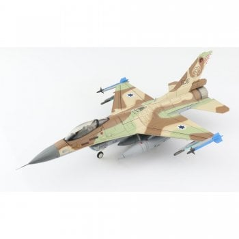 """Hobby Master 1:72 HA3809 F-16C Barak """"Exercise Blue Wings 2020"""" No.536, 101 Squadron, IAF, West Germany, 17th August 2020"""