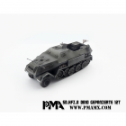 1/72 PMAP0316 SD.Kfz.8 DB10, Gepanzerte 12T, German Army - Highly Detailed