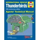 Thunderbirds 50th Anniversary Agents Technical Manual