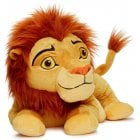 37128 The Lion King Adult Simba Soft Toy - 25cm