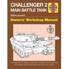 Challenger 2 Tank: 1998 to present Owners Workshop Manual