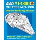Star Wars YT-1300 Millennium Falcon: Modified Corellian Freighter Owners Workshop Manual
