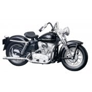1:18 34360B Harley-Davidson 1952 K Model (Black) Display Model