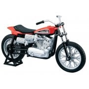 1:18 34360F Harley-Davidson 1972 XR750 Racing Bike (Red) Display Model