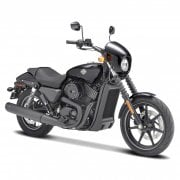 1:18 34360J Harley-Davidson 2015 Street 750 (Black) Display Model