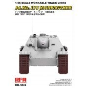 1:35 RM5024 Workable Track Links Sd.Kfz.173 Jagdpanther - Kit Accessory Part