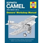 Sopwith Camel Owners Workshop Manual