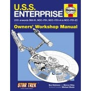 USS Enterprise Owners Workshop Manual