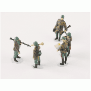 1:72 PMAP0410 German Military Men Figure Set - Highly Detailed