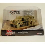 1:50 CC60006 WW2 Legends German Sd.Kfz. 7/1 Krauss-Maffei + Flakvierling 38 - Ex Display